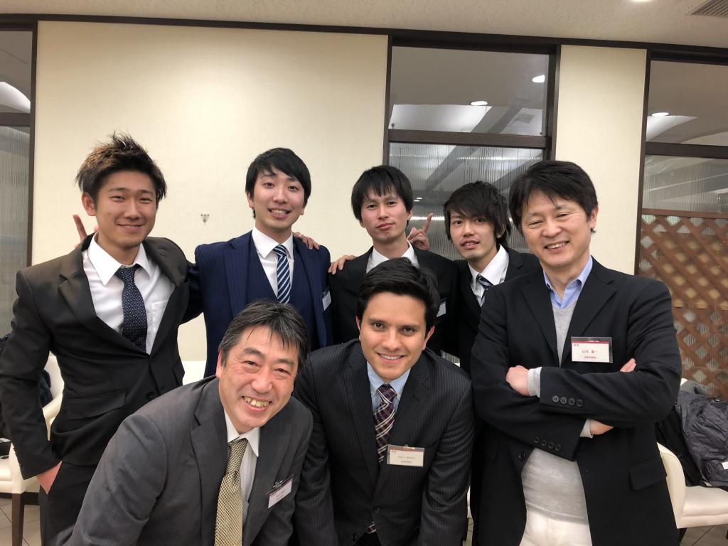 謝恩会, Feb 22, 2019